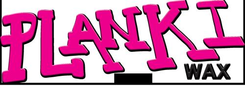 Planki Wax Logo
