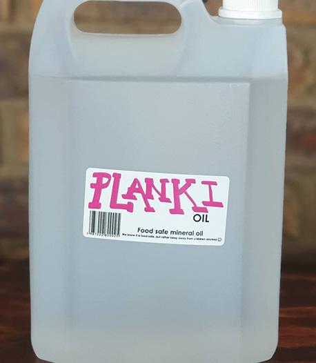 Planki Oil Bulk 5L