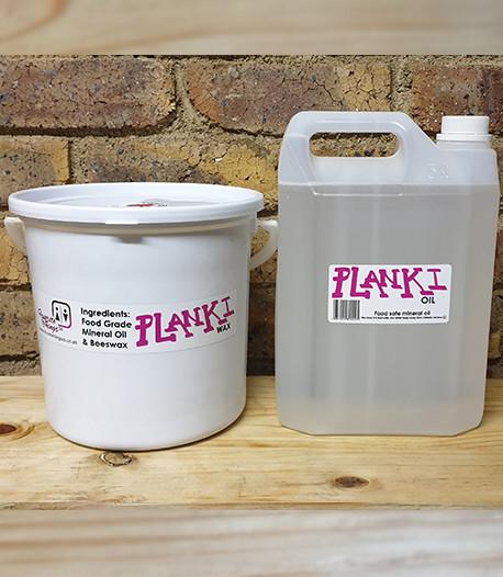 Planki Wax & Oil