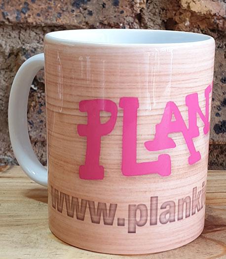 Planki Coffee Mug