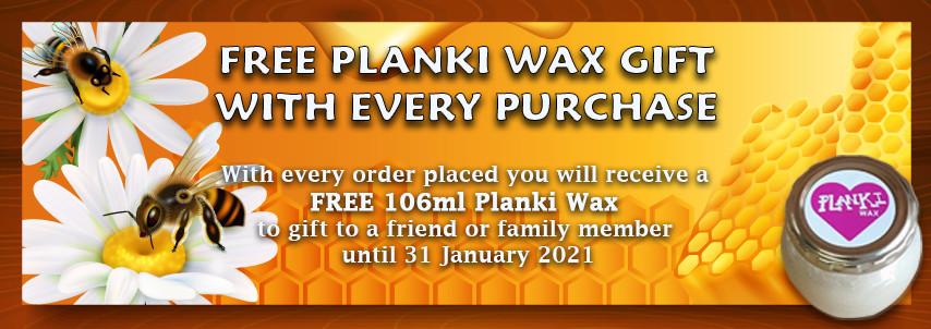 Planki Free Gift