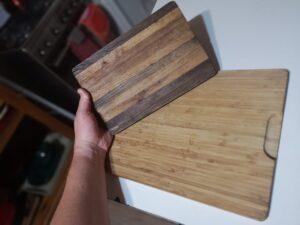 Before Planki Wax